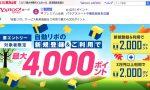 ヤフーカード自動リボキャンペーン完全攻略!4000ポイントを450円で手に入れよ