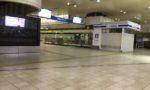 台風16号最接近!福岡駅でホームレス生活やってみた